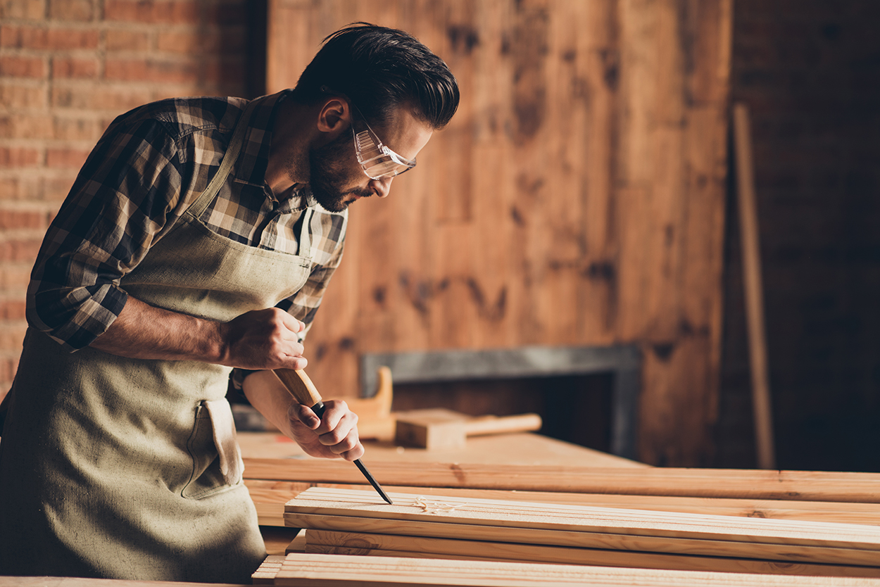 Hobby or business woodworker