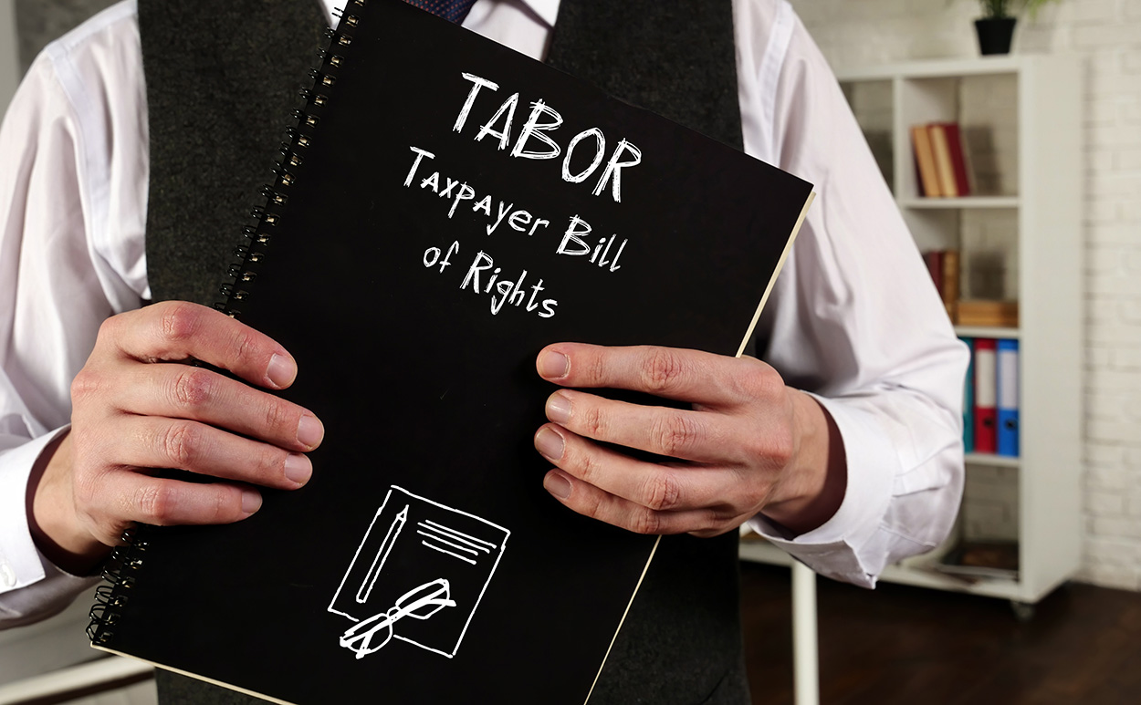 Taxpayer Bill Of Rights -TABOR
