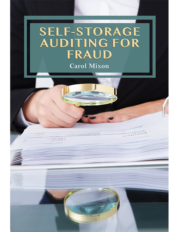 Self-Storage Auditing for Fraud