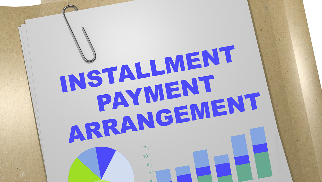 IRS Instalment Payment Arrangement